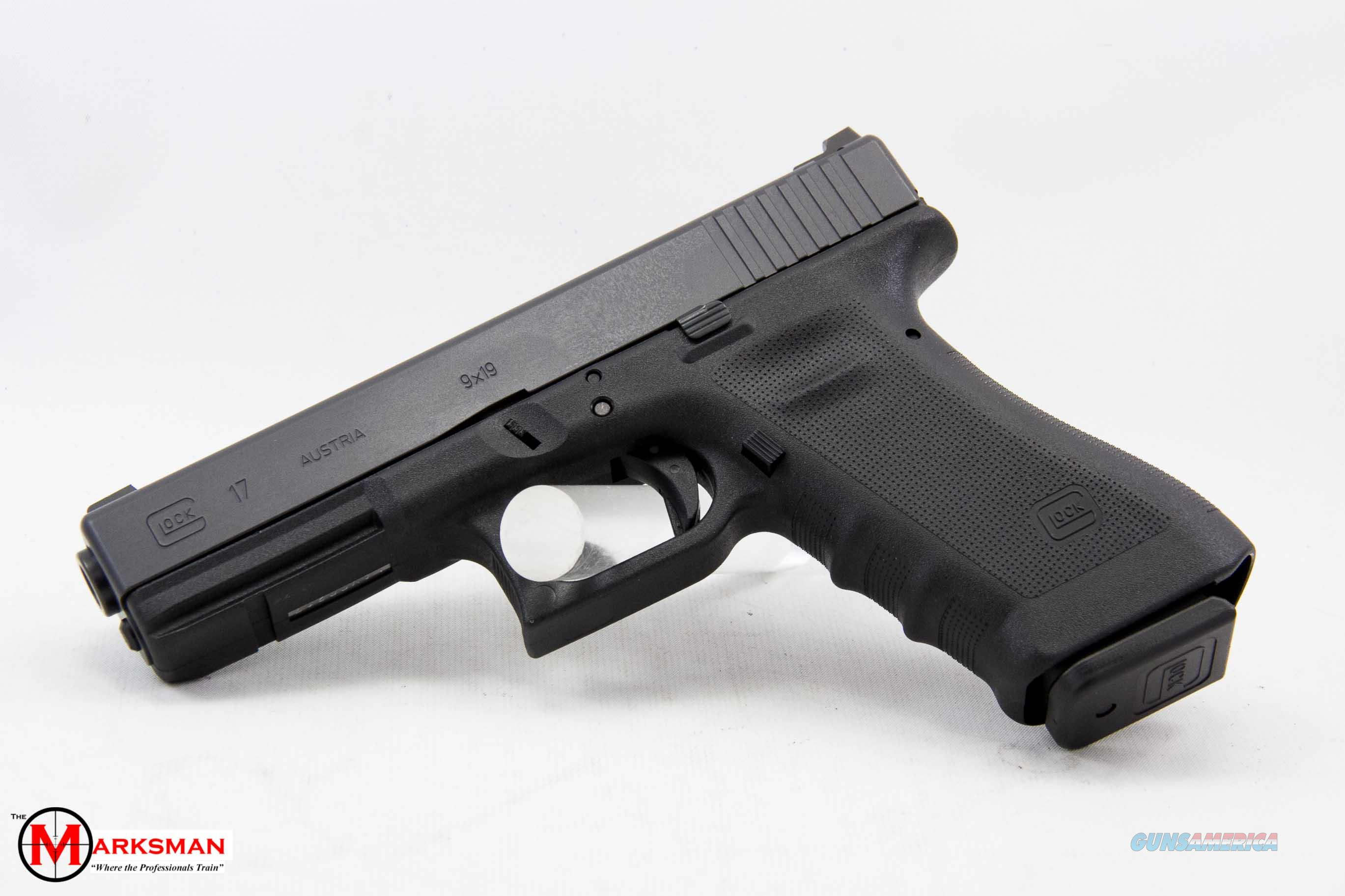 Glock 17 RTF2, 9mm, Lipsey's/Vickers Tactical Exclusive, Black NEW  Guns > Pistols > Glock Pistols > 17