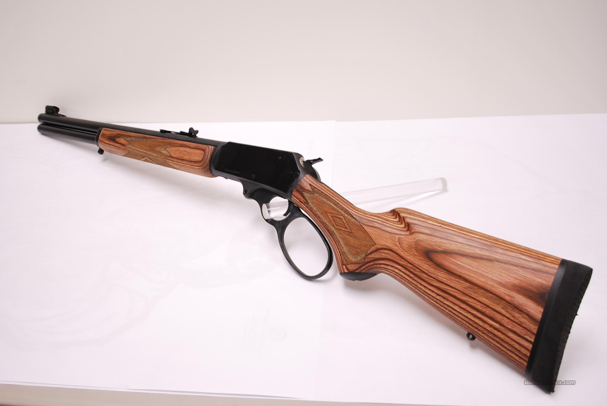 Marlin 1895 GBL 45-70 Govt., 18.5 inch barrel Big Loop Lever  Guns > Rifles > Marlin Rifles > Modern > Lever Action
