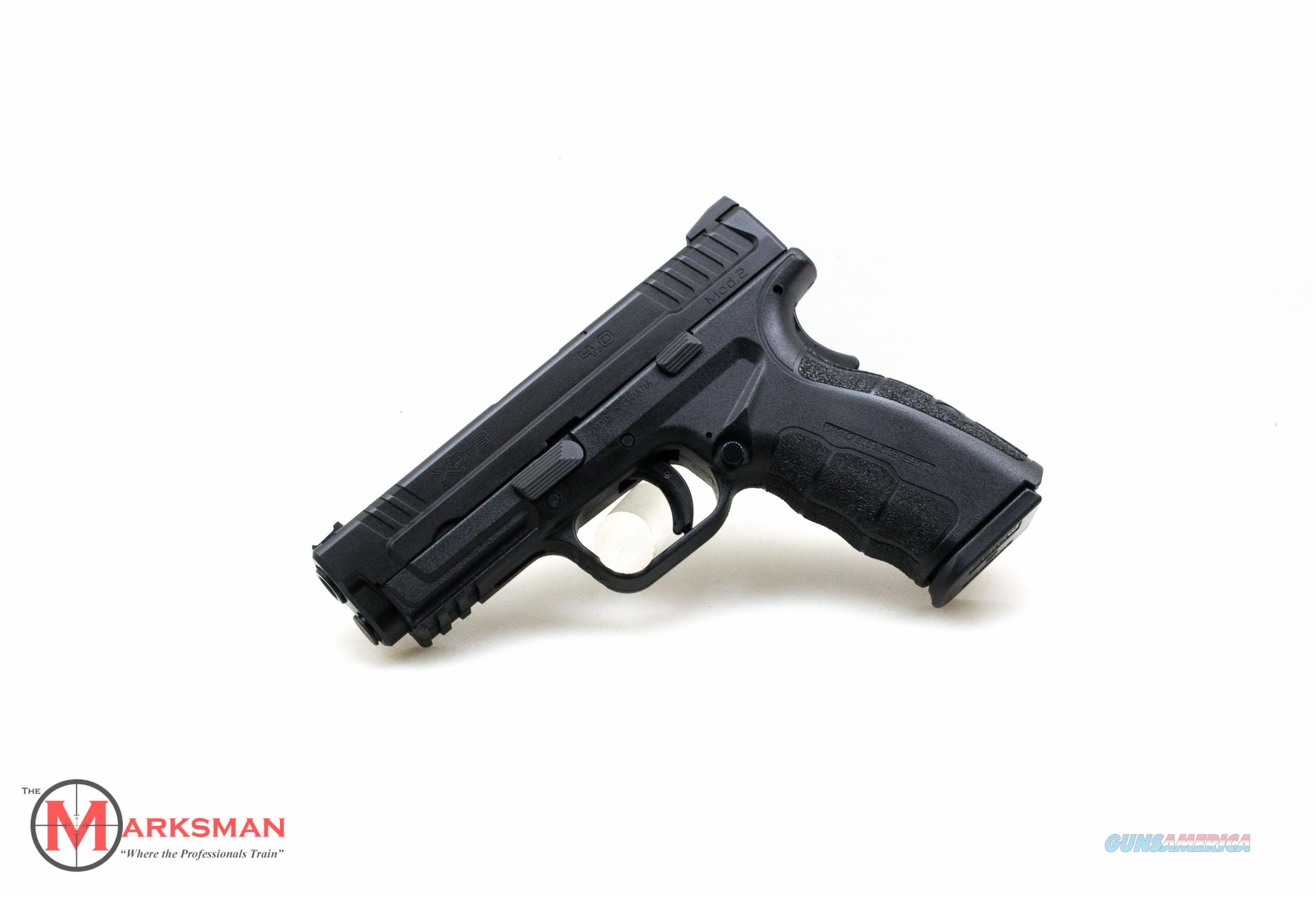 "Springfield XD Mod 2 9mm NEW 4"" XDG9101HC  Guns > Pistols > Springfield Armory Pistols > XD (eXtreme Duty)"