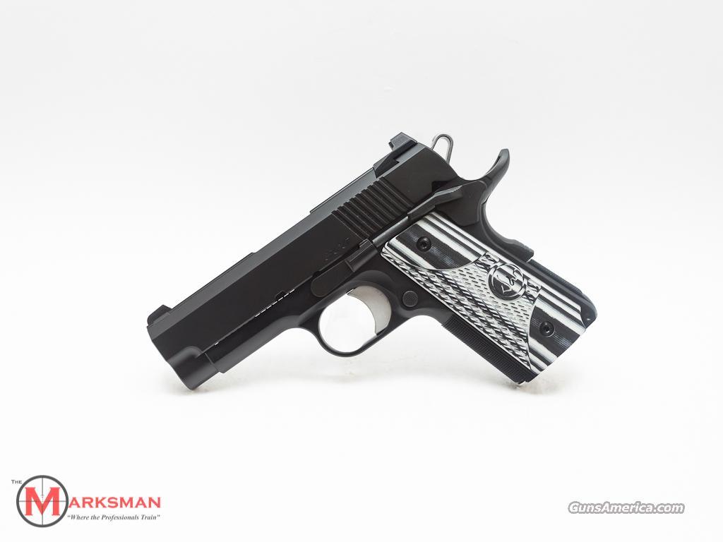 Dan Wesson ECO 1911, 9mm NEW  Guns > Pistols > Dan Wesson Pistols/Revolvers > 1911 Style
