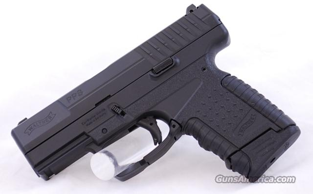 Walther PPS 9mm   Guns > Pistols > Walther Pistols > Post WWII > PPK Series