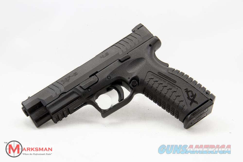 Springfield XDM OSP 9mm NEW Optical Sight Pistol  Guns > Pistols > Springfield Armory Pistols > XD-M