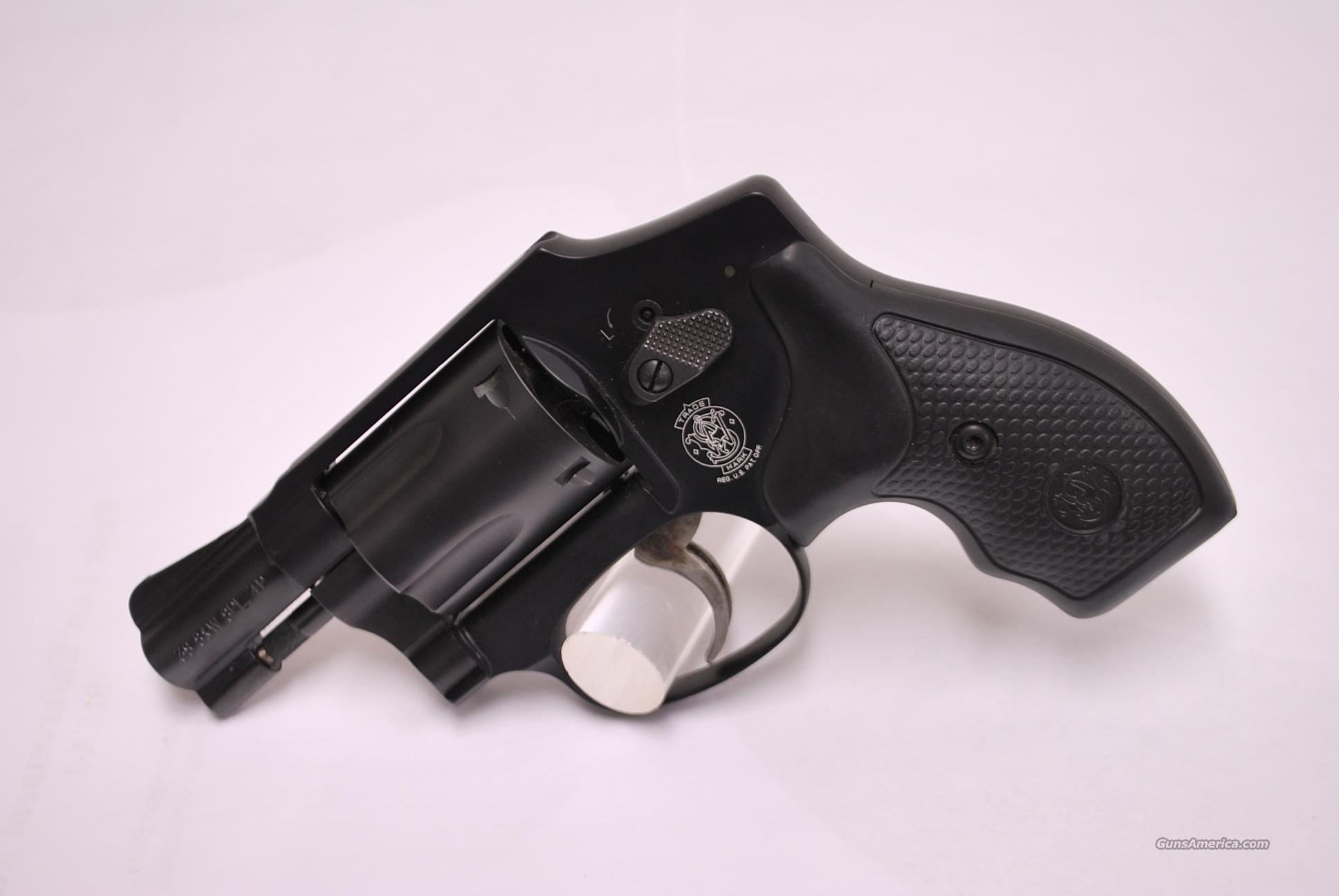 Smith & Wesson 442 Airweight .38 SPL + P USED SW S&W  Guns > Pistols > Smith & Wesson Revolvers > Full Frame Revolver