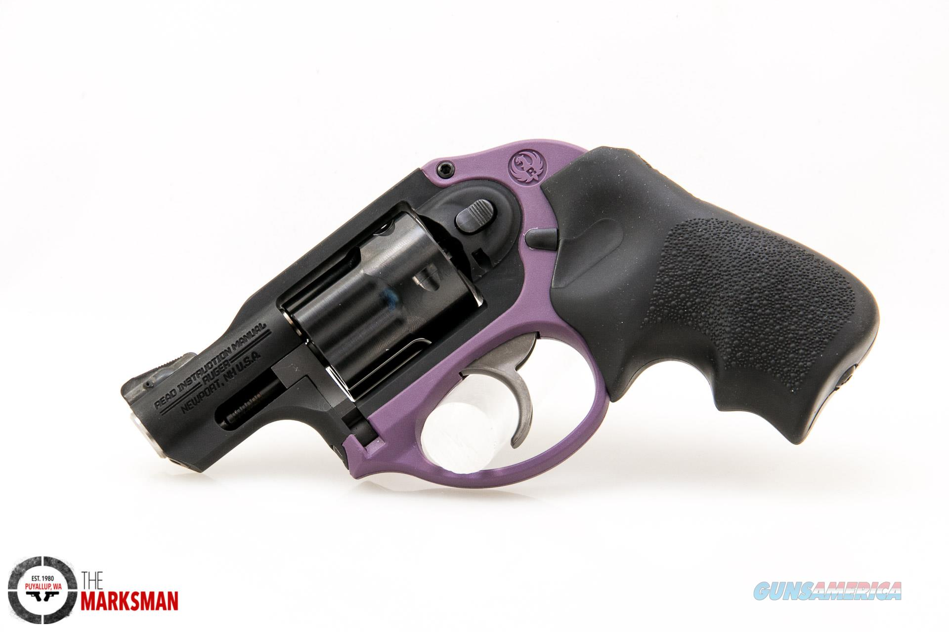 Ruger Purple LCR, .38 Special +P  Guns > Pistols > Ruger Double Action Revolver > LCR
