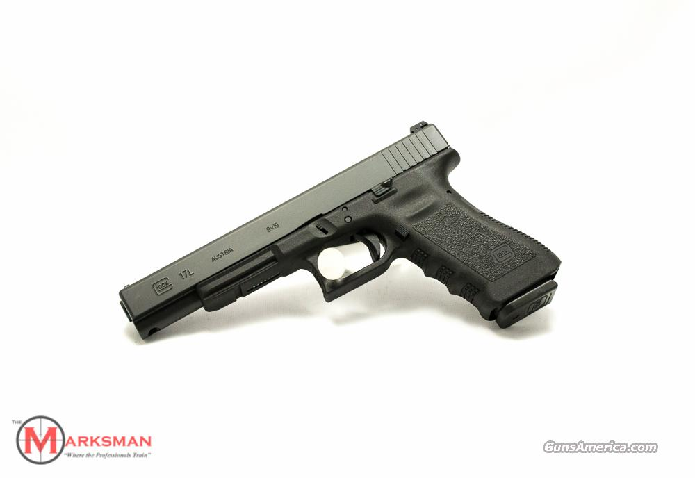 Glock 17L 9mm NEW  Guns > Pistols > Glock Pistols > 17