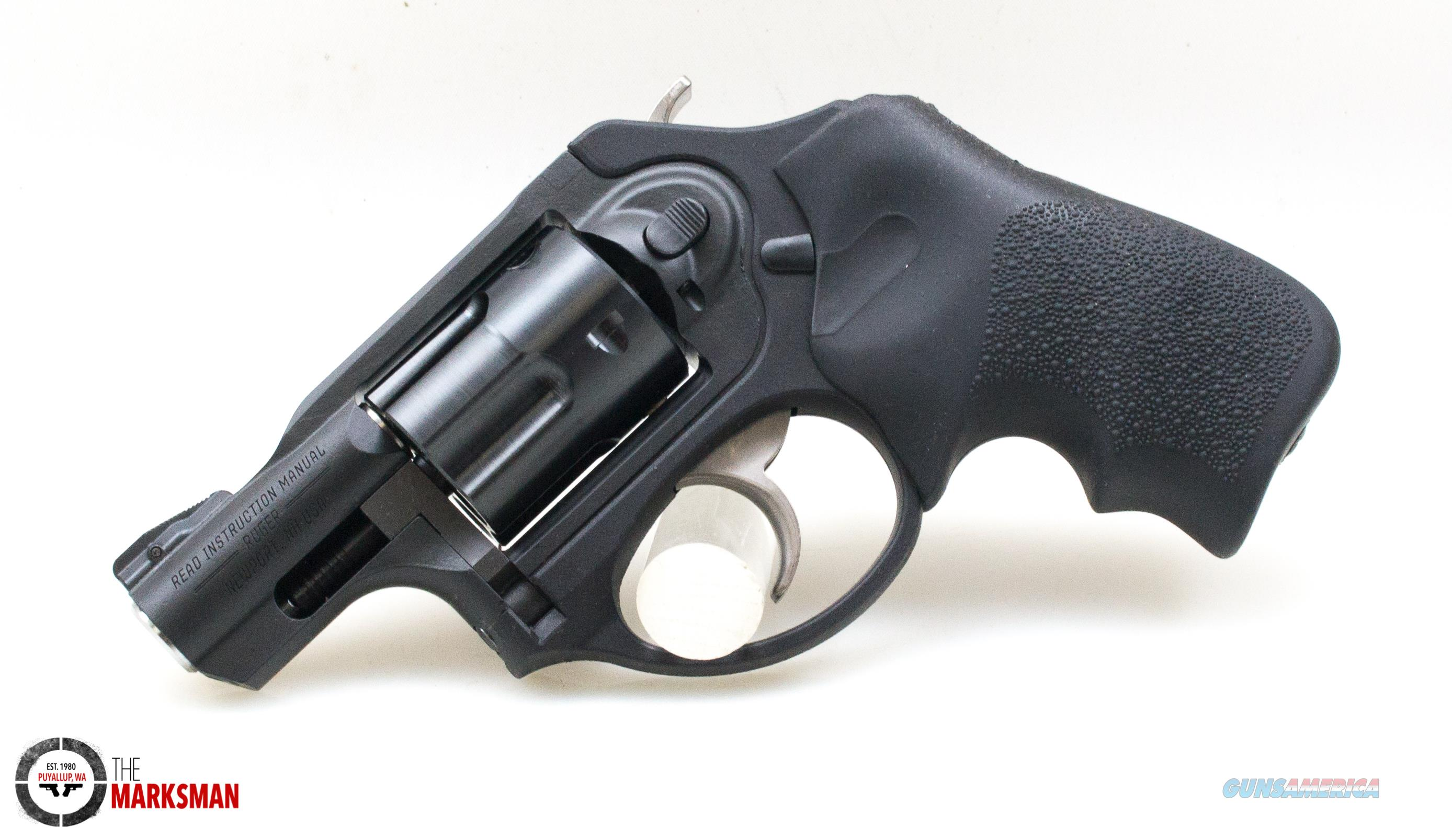 Ruger LCRx, 9mm   Guns > Pistols > Ruger Double Action Revolver > LCR