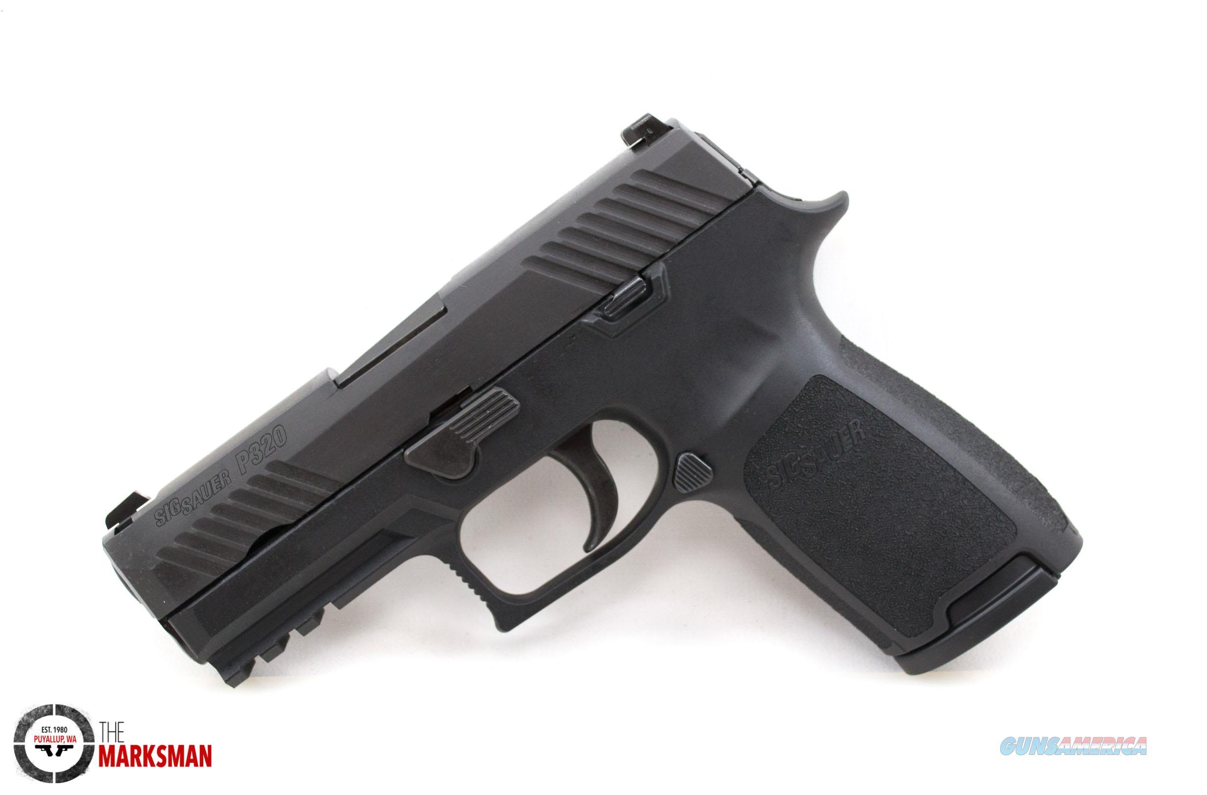 Sig Sauer P320 Carry, .45 ACP, Night Sights NEW  Guns > Pistols > Sig - Sauer/Sigarms Pistols > P320