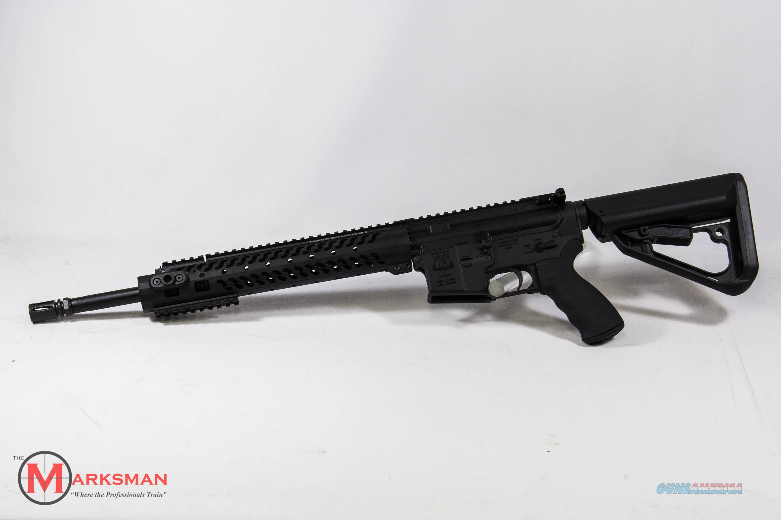Adams Arms Mid Tactical Evo, 5.56mm NATO NEW  Guns > Rifles > AR-15 Rifles - Small Manufacturers > Complete Rifle