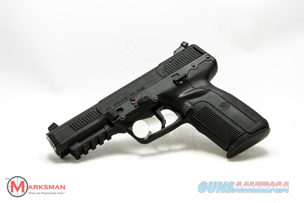 FN Five Seven Mark II 5.7 x 28mm NEW  Guns > Pistols > FNH - Fabrique Nationale (FN) Pistols > FiveSeven