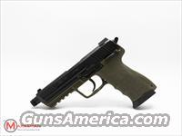 Heckler and Koch Green HK45 Tactical .45 ACP V1 NEW  Heckler & Koch Pistols > Polymer Frame