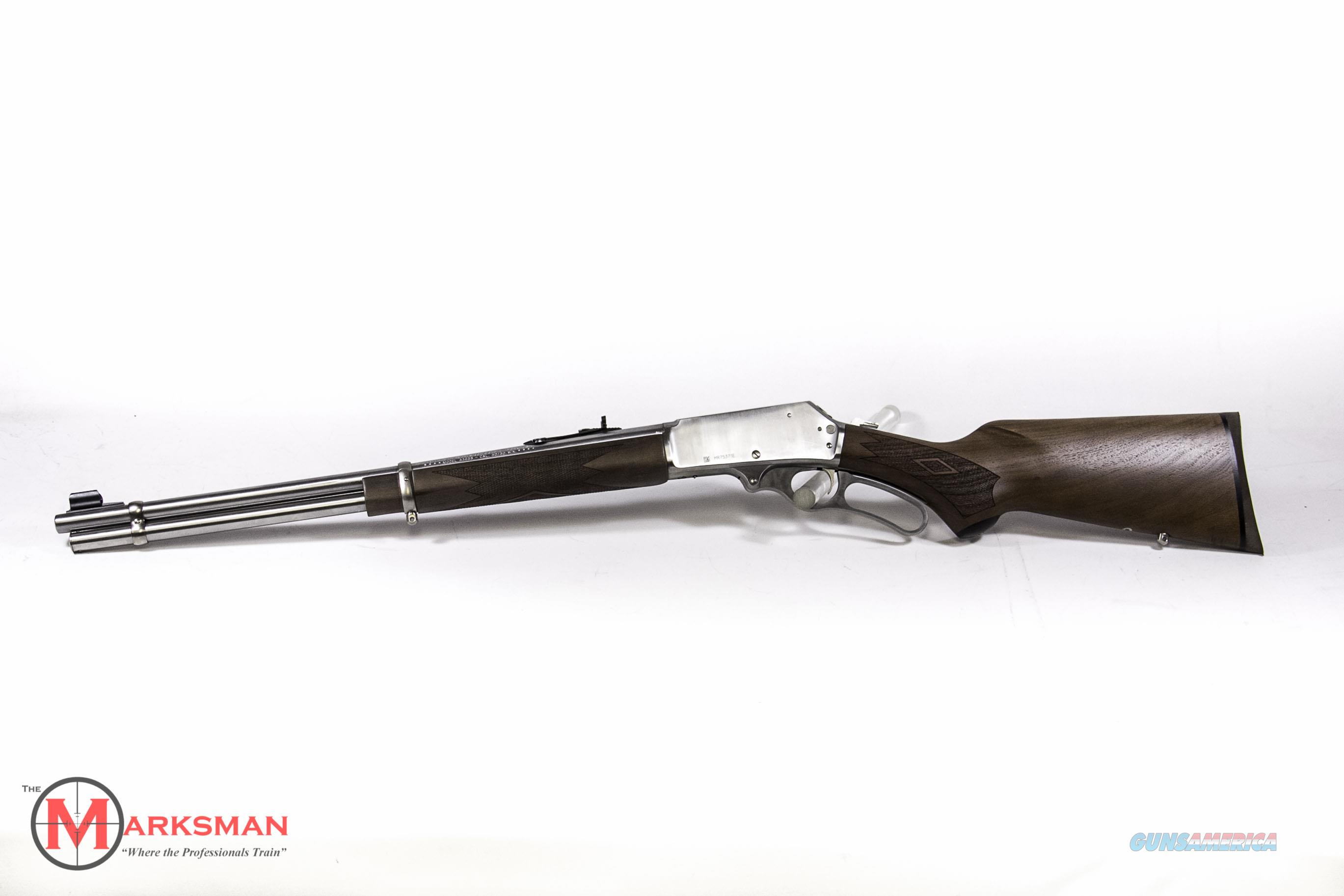Marlin ss winchester new stainless steel