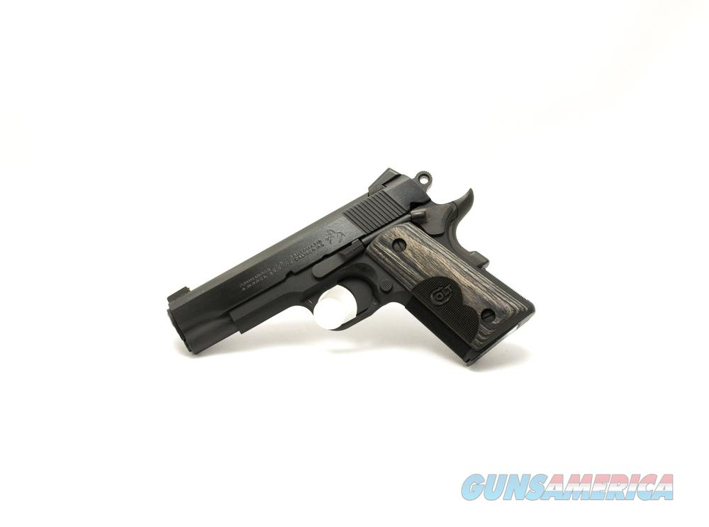 Colt wiley clapp cco 1911 45 acp new guns gt pistols gt colt automatic