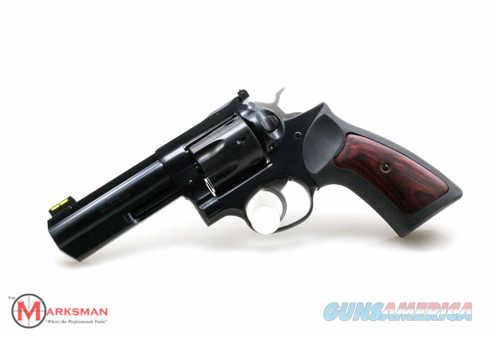 Ruger GP100, .357 Magnum, 7 Shot, Blued NEW Talo Exclusive   Guns > Pistols > Ruger Double Action Revolver > GP100