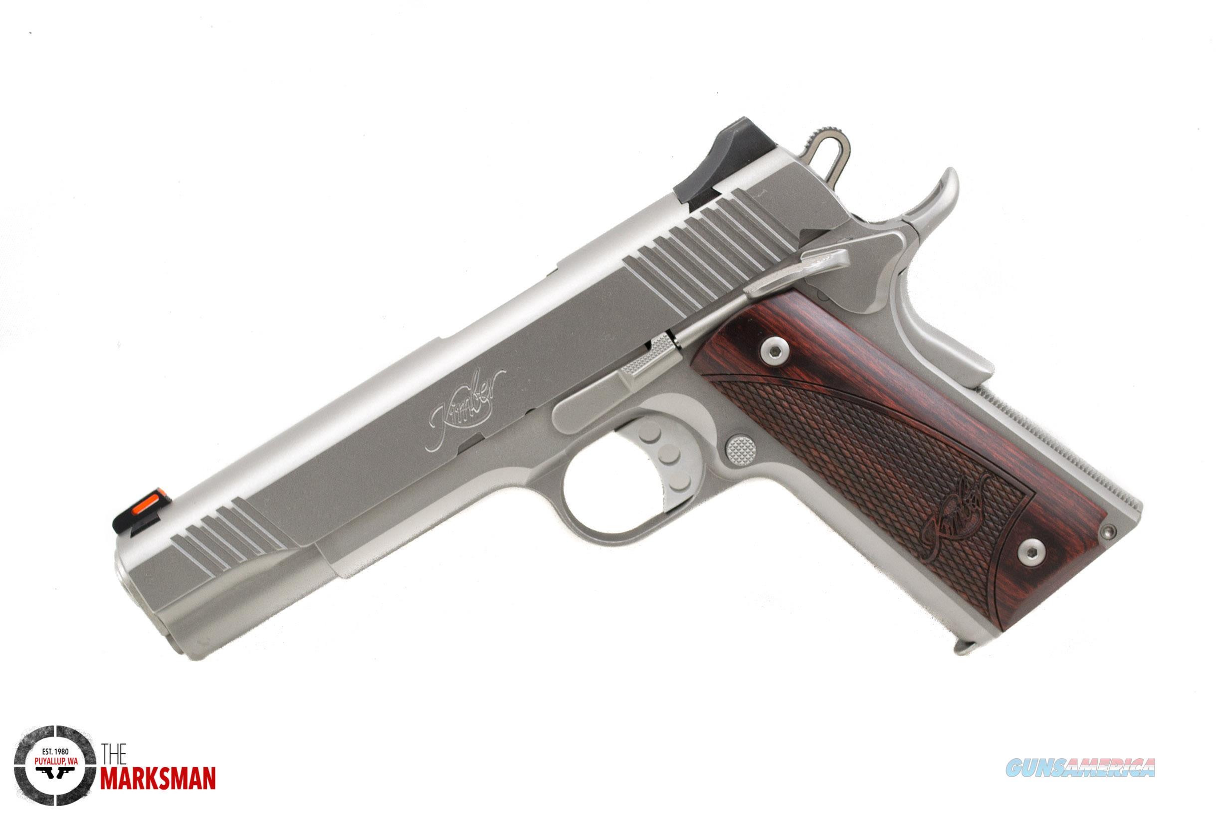 Kimber Stainless II .45 ACP NEW Free Shipping 3200328  Guns > Pistols > Kimber of America Pistols
