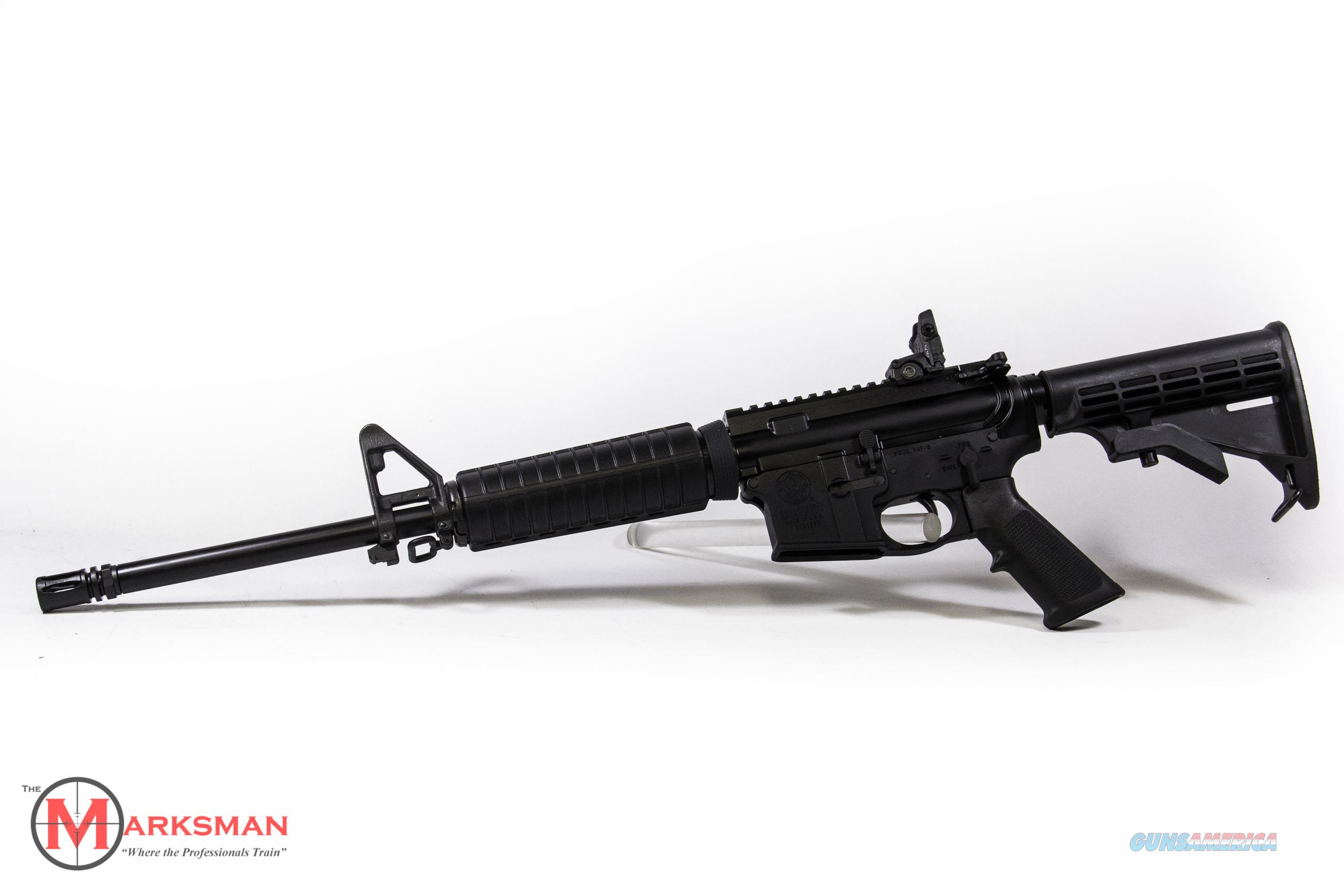 Smith and Wesson M&P15 Sport II 5.56mm NATO NEW  Guns > Rifles > Smith & Wesson Rifles > M&P