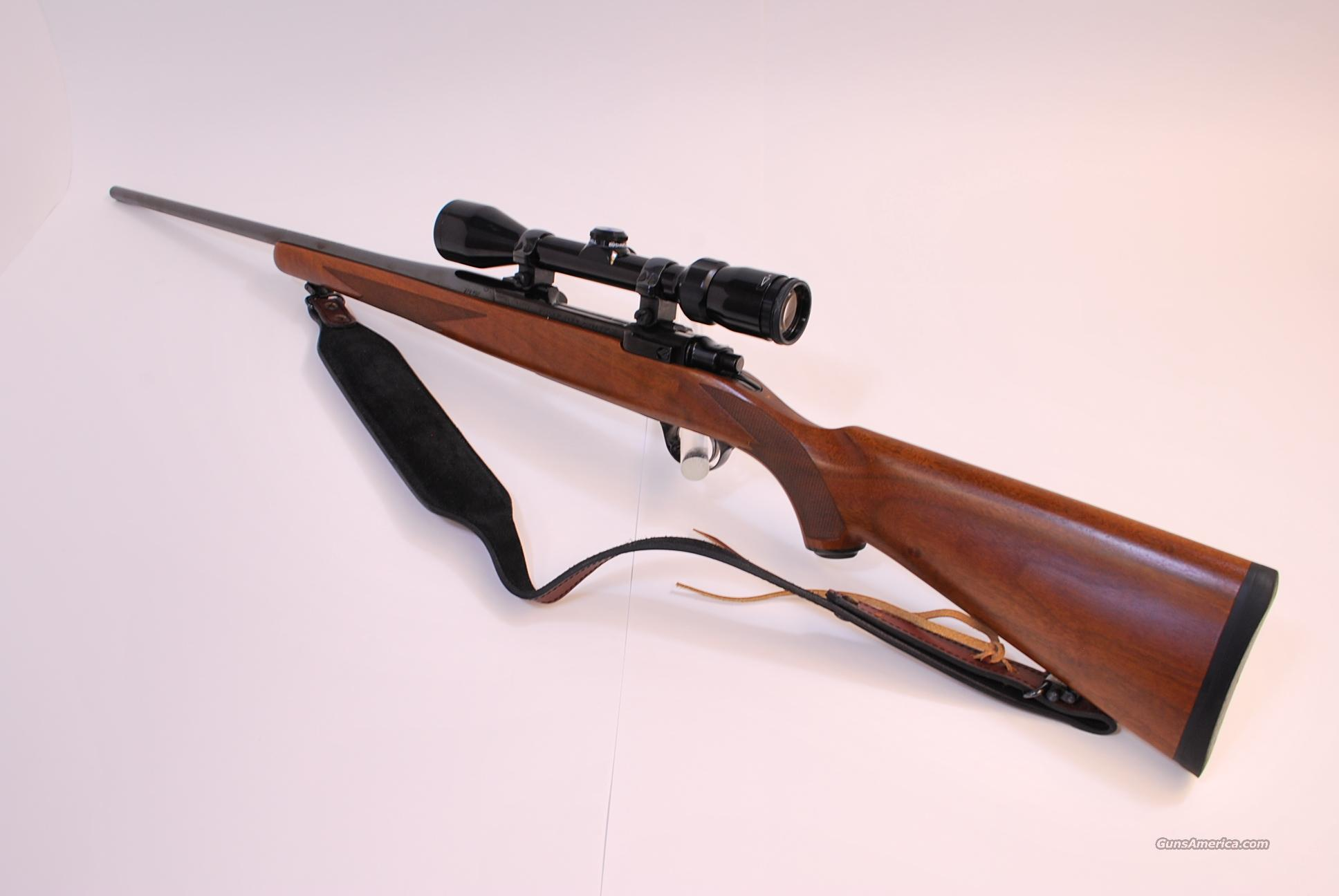 Ruger M77 Mark II .270 WIN USED  Guns > Rifles > Ruger Rifles > Model 77