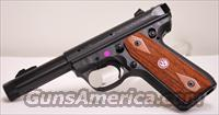 Ruger 22/45 MK III Threaded Barrel .22 lr  Ruger Semi-Auto Pistols > Mark I & II Family