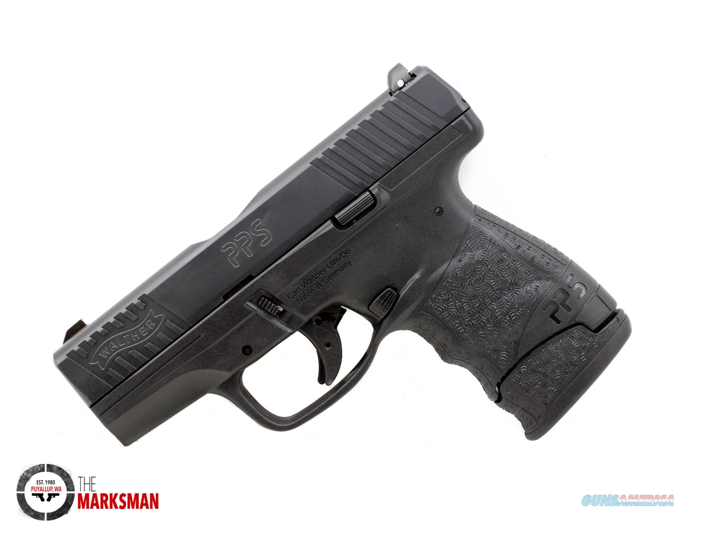 Walther PPS M2 LE, 9mm NEW Three Magazines  Guns > Pistols > Walther Pistols > Post WWII > PPS
