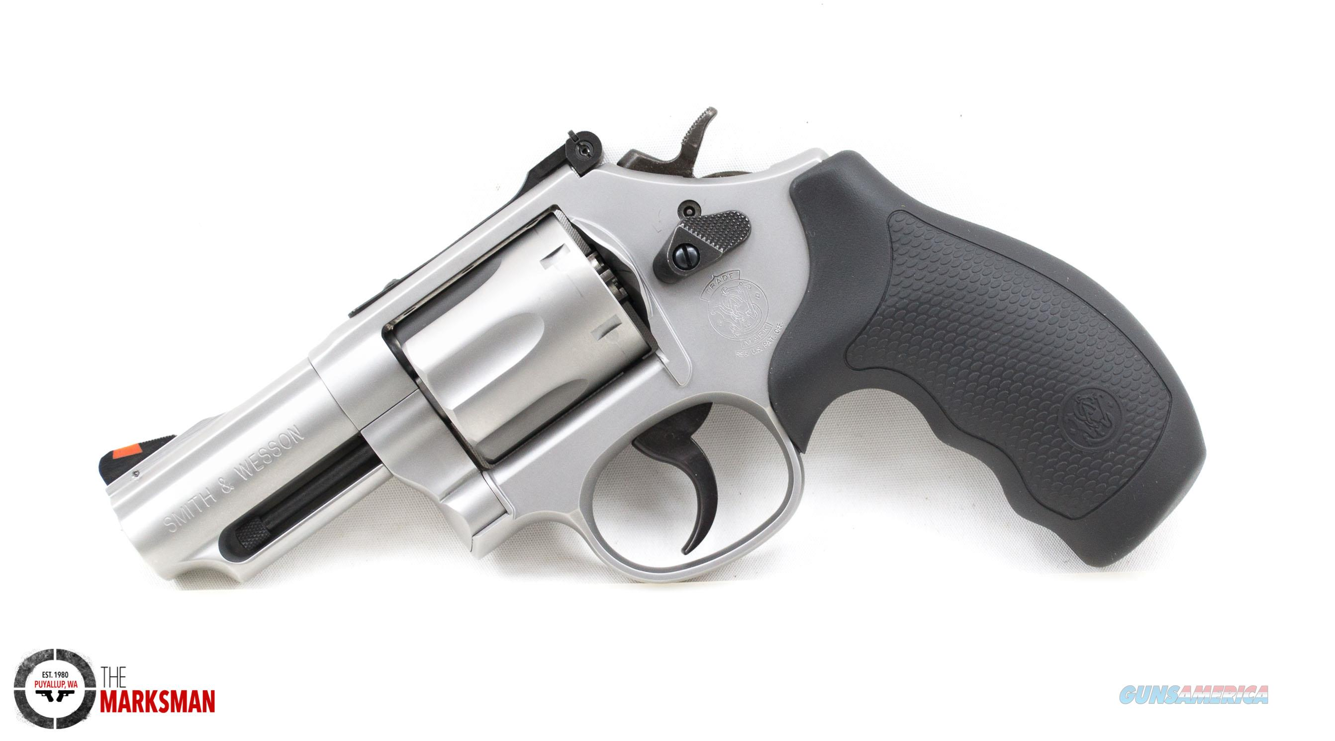 "Smith and Wesson 66 Combat Magnum, .357 Magnum, 2.75"" Barrel NEW 10061  Guns > Pistols > Smith & Wesson Revolvers > Med. Frame ( K/L )"