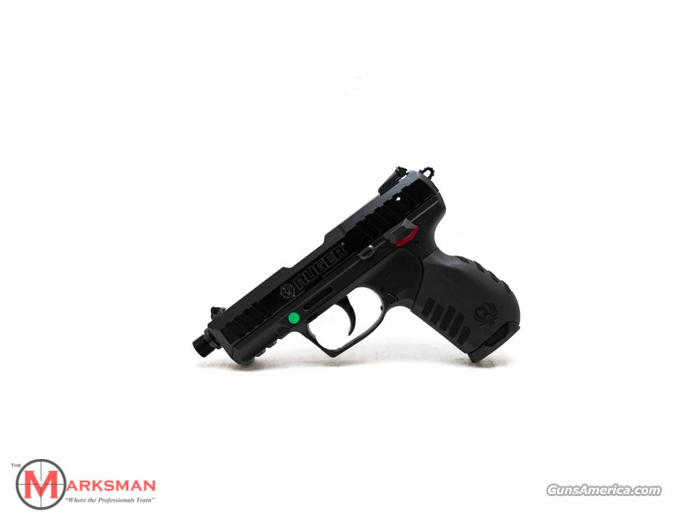 Ruger Threaded SR22 .22 lr NEW 22  Guns > Pistols > Ruger Semi-Auto Pistols > P-Series