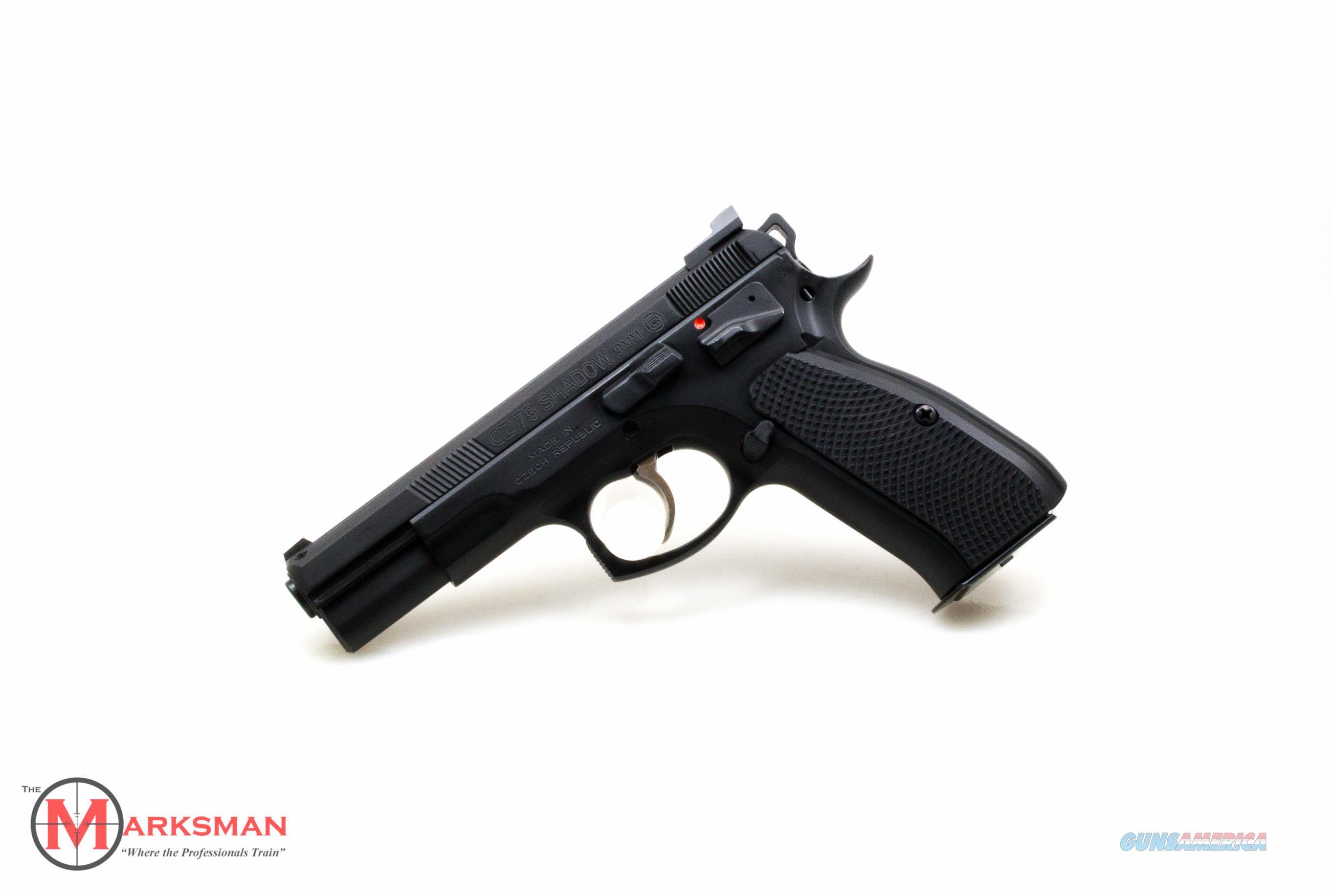 CZ 75 Shadow Tac II, 9mm NEW 91762  Guns > Pistols > CZ Pistols