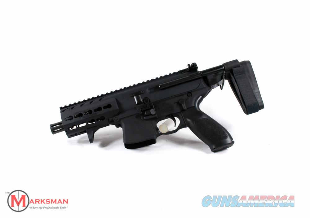 Sig Sauer MPX K PSB, 9mm NEW Telescoping Brace, Free Shipping  Guns > Pistols > Sig - Sauer/Sigarms Pistols > Other