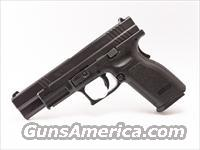 Springfield XD40 Tactical, .40 SW, USED 40  Guns > Pistols > Springfield Armory Pistols > XD (eXtreme Duty)