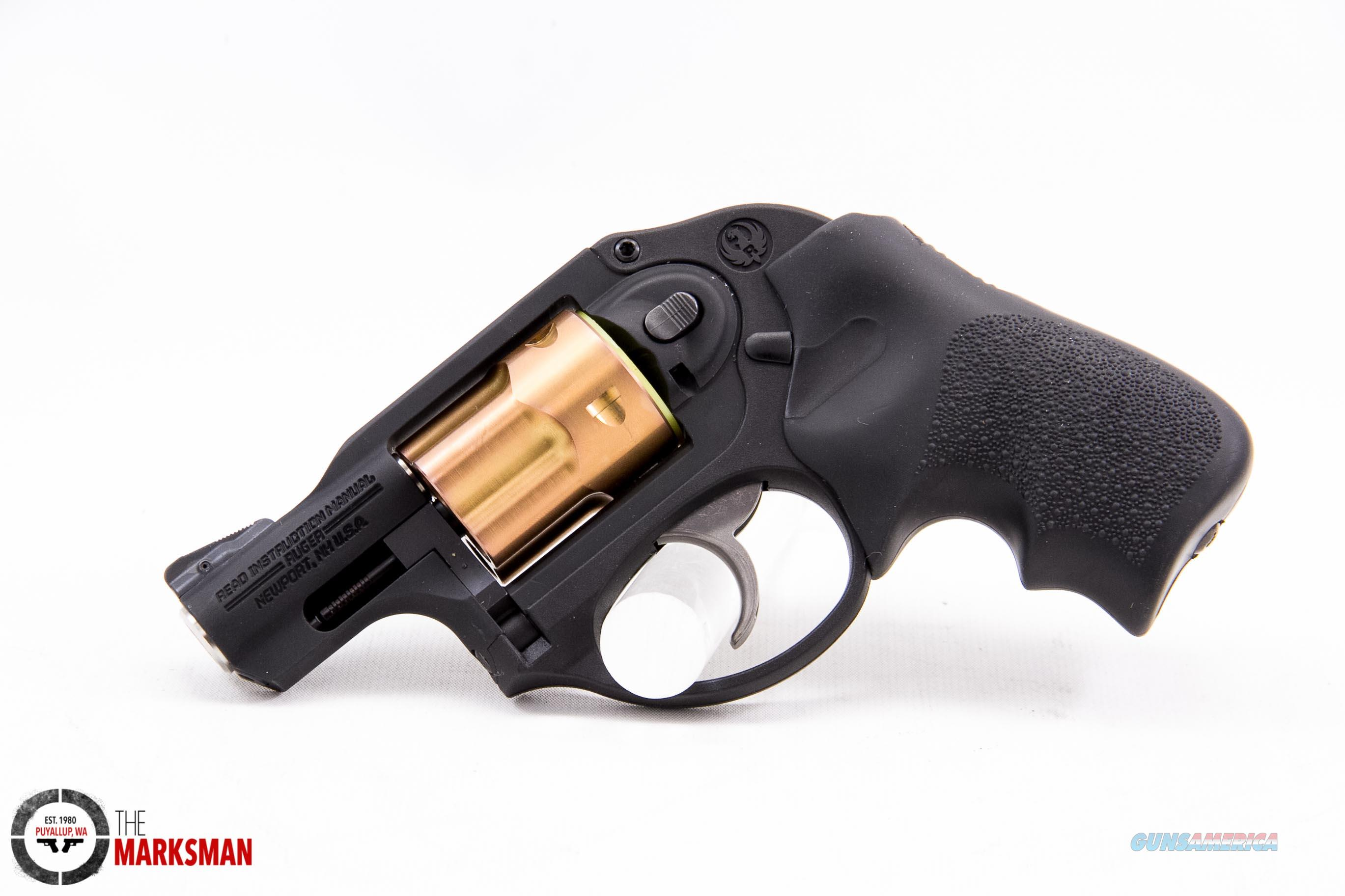 Ruger LCR, .38 Special +P NEW Copper Cylinder  Guns > Pistols > Ruger Double Action Revolver > LCR
