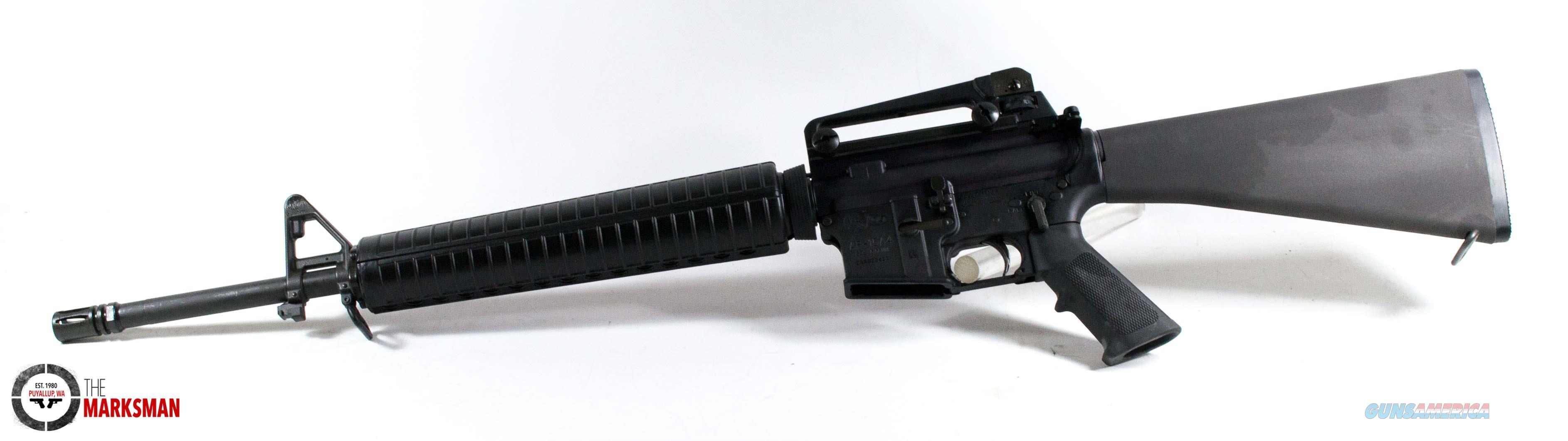 Colt AR-15 A4 Rifle, 5.56mm NATO  Guns > Rifles > Colt Military/Tactical Rifles
