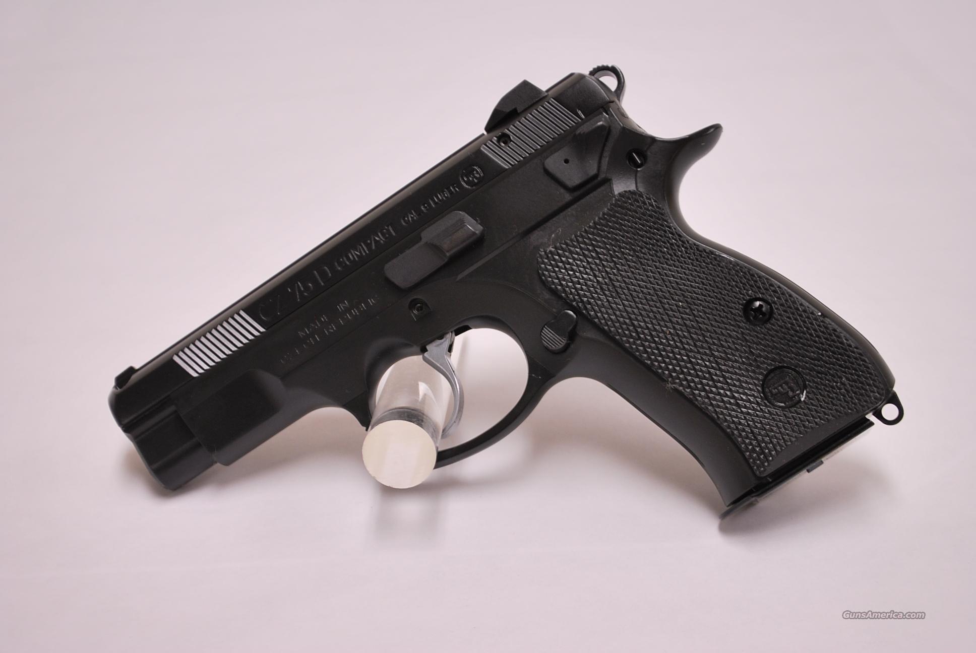 CZ 75 Compact 9mm  Guns > Pistols > CZ (Ceska ZBrojovka) Pistols