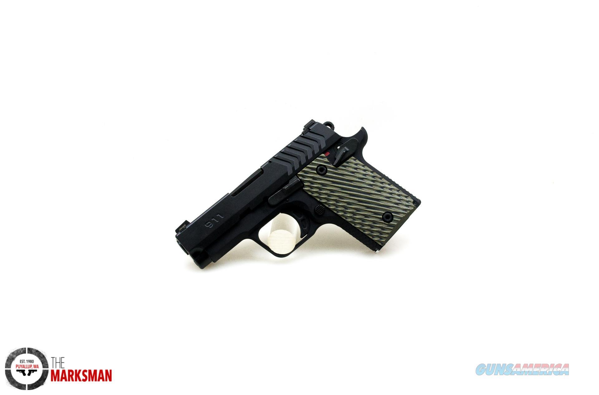 Springfield 911, 9mm NEW PG9119  Guns > Pistols > Springfield Armory Pistols > 911