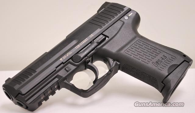 Heckler and Koch HK45C Variant 7 45 ACP  Guns > Pistols > Heckler & Koch Pistols > Polymer Frame