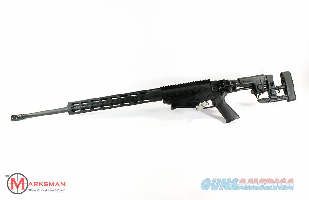 Ruger Precision Rifle 6.5 Creedmoor NEW Hybrid Muzzle Brake  Guns > Rifles > Ruger Rifles > Model 77