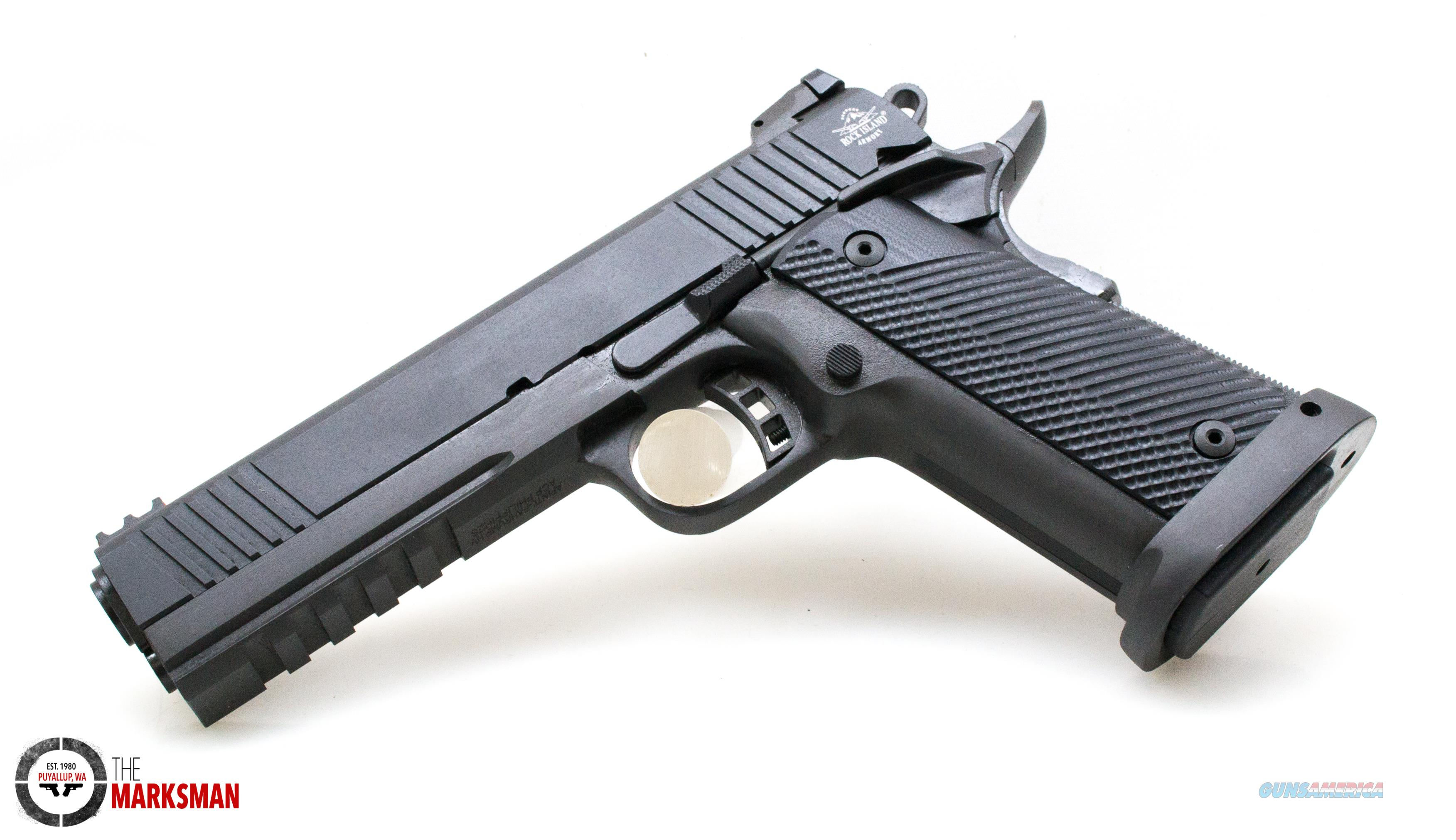 Rock Island Armory Tactical Ultra FS HC, .45 ACP   Guns > Pistols > Rock Island Armory Pistols > Rock Island