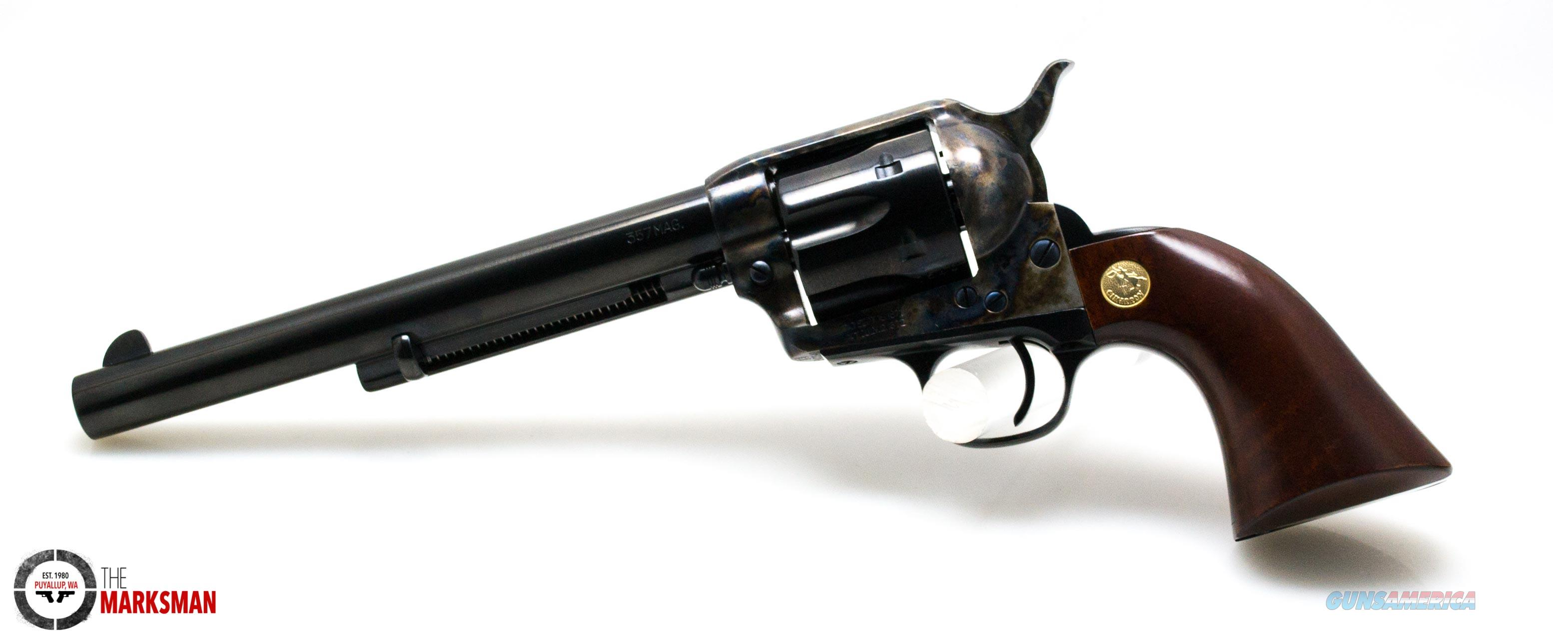 "Cimarron Model P, .357 Magnum NEW 7.5"" Barrel  Guns > Pistols > Cimmaron Pistols"
