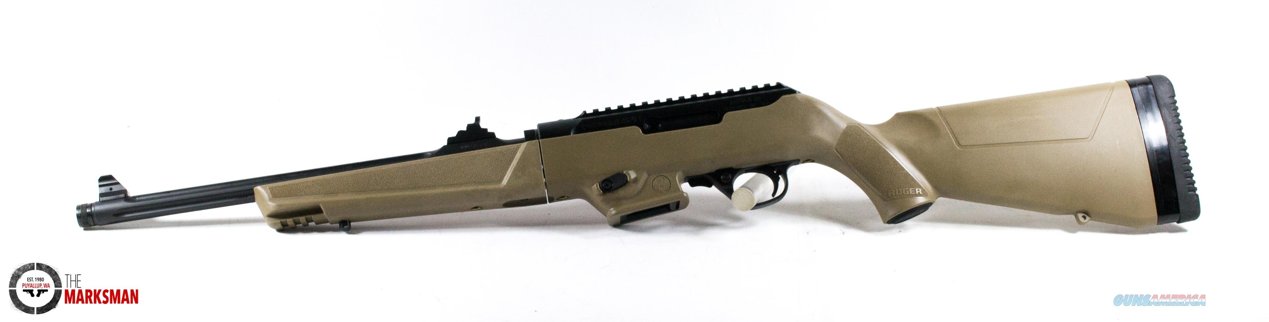 Ruger PC Carbine, 9mm, FDE, Talo Exclusive   Guns > Rifles > Ruger Rifles > SR Series