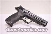 Smith & Wesson M&P 9mm Pro Series, 5 inch barrel, S&W  Guns > Pistols > Smith & Wesson Pistols - Autos > Polymer Frame