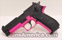 Sig Sauer Pink Mosquito 22 lr  Guns > Pistols > Sig - Sauer/Sigarms Pistols > Mosquito