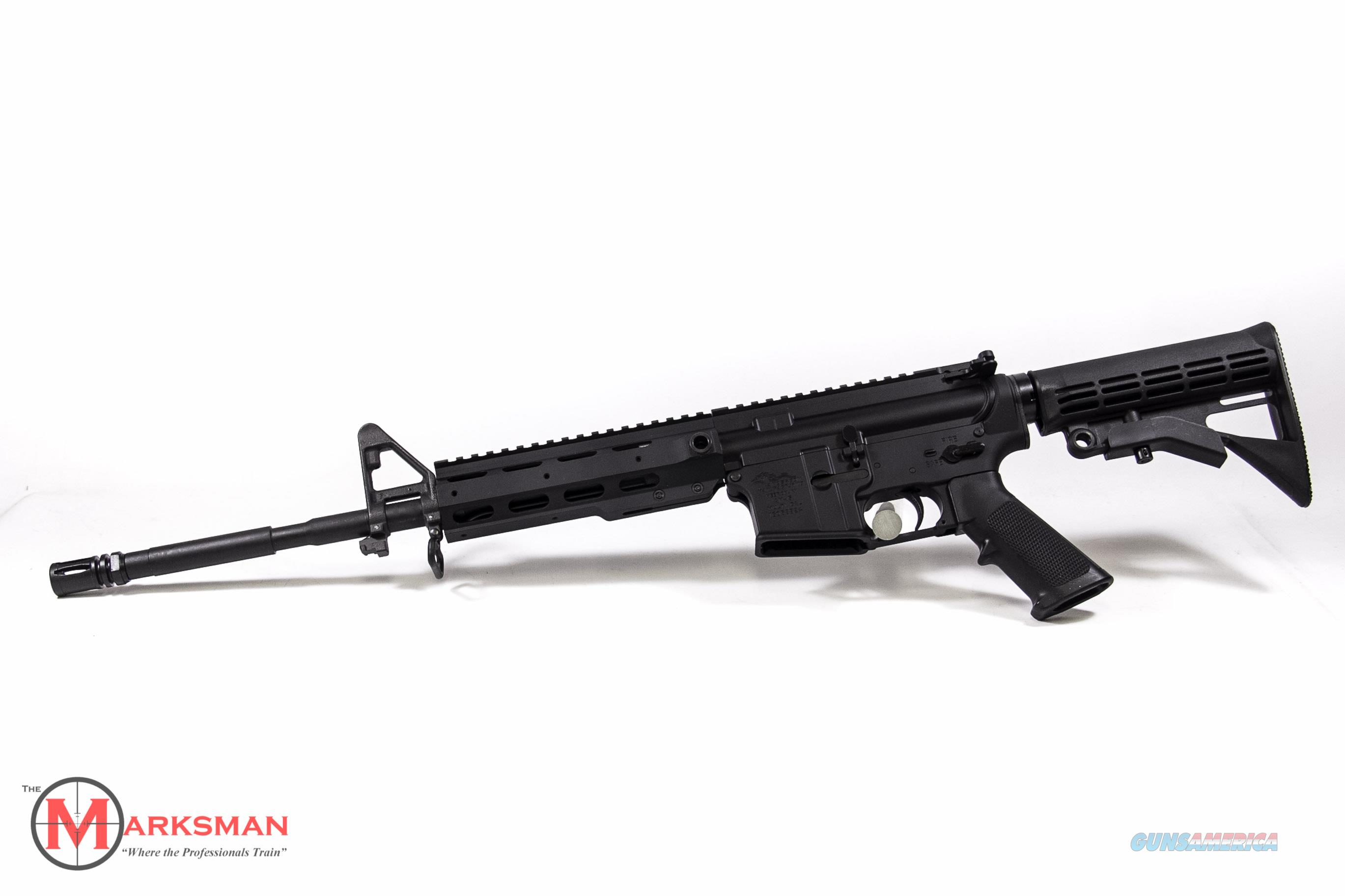 Anderson Manufacturing M4 LE AM-15, 5.56mm NATO NEW  Guns > Rifles > AR-15 Rifles - Small Manufacturers > Complete Rifle