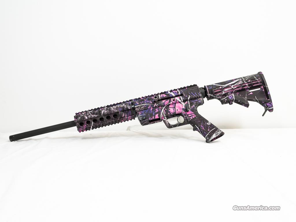 Just Right Carbines 9mm Muddy Girl Camo NEW Pink 9  Guns > Rifles > AR-15 Rifles - Small Manufacturers > Complete Rifle