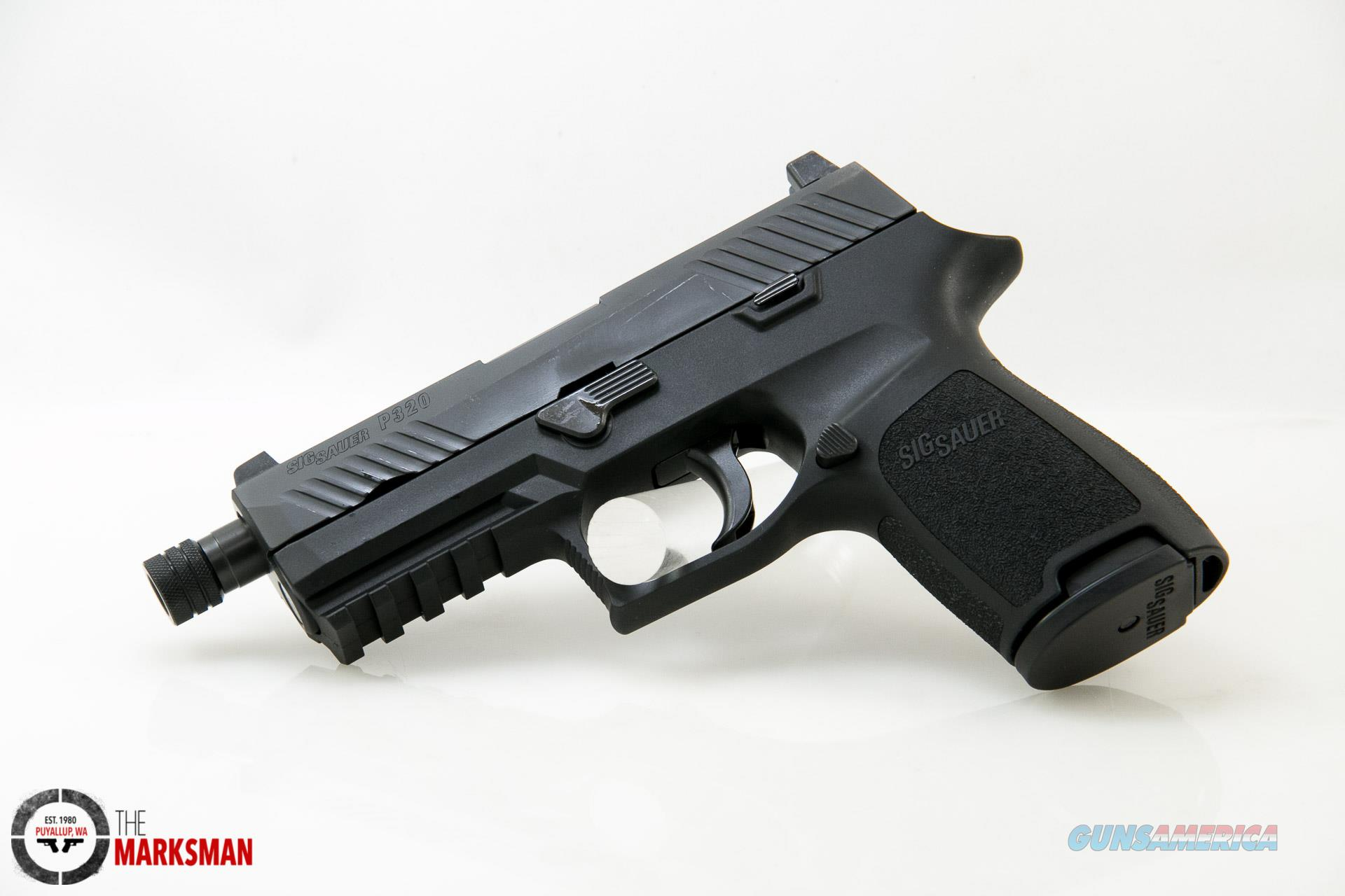 Sig Sauer P320 Compact 9mm NEW Night Sights, Threaded Barrel, Free Shipping  Guns > Pistols > Sig - Sauer/Sigarms Pistols > P320