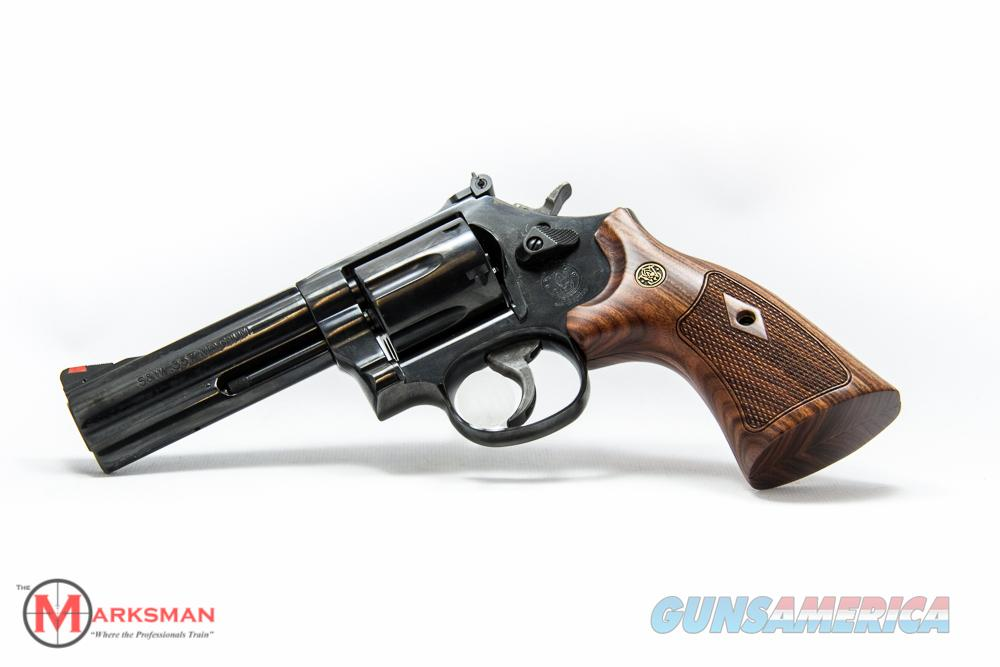 """Smith and Wesson 586 .357 Mag NEW 357 686 4"""" 150909  Guns > Pistols > Smith & Wesson Revolvers > Full Frame Revolver"""