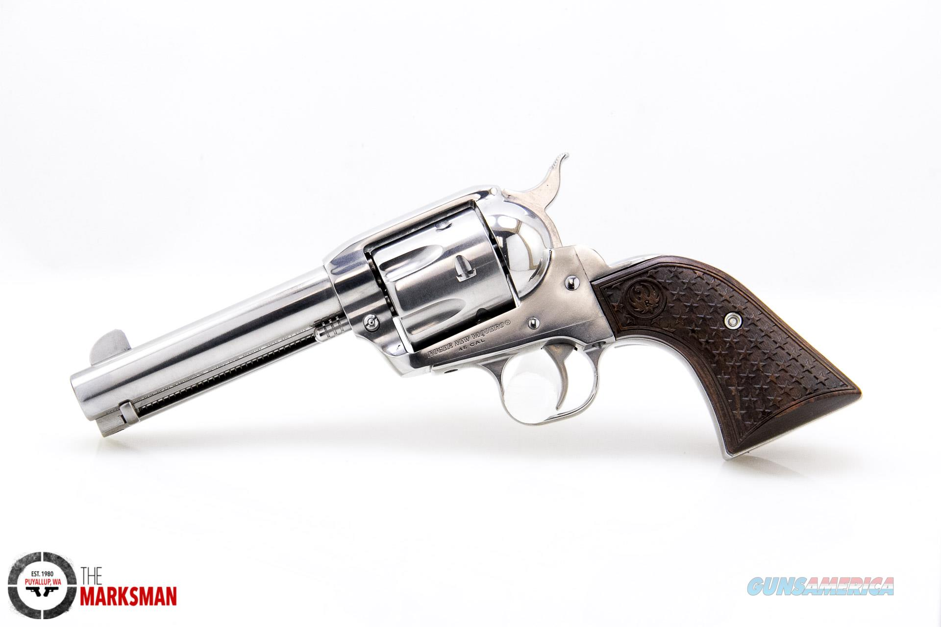 Ruger Vaquero Fast Draw .45 Colt NEW Talo Exclusive  Guns > Pistols > Ruger Single Action Revolvers > Cowboy Action