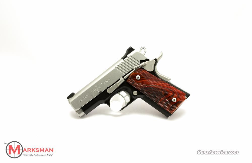 Kimber Ultra CDP II, 9mm NEW 3200182  Guns > Pistols > Kimber of America Pistols