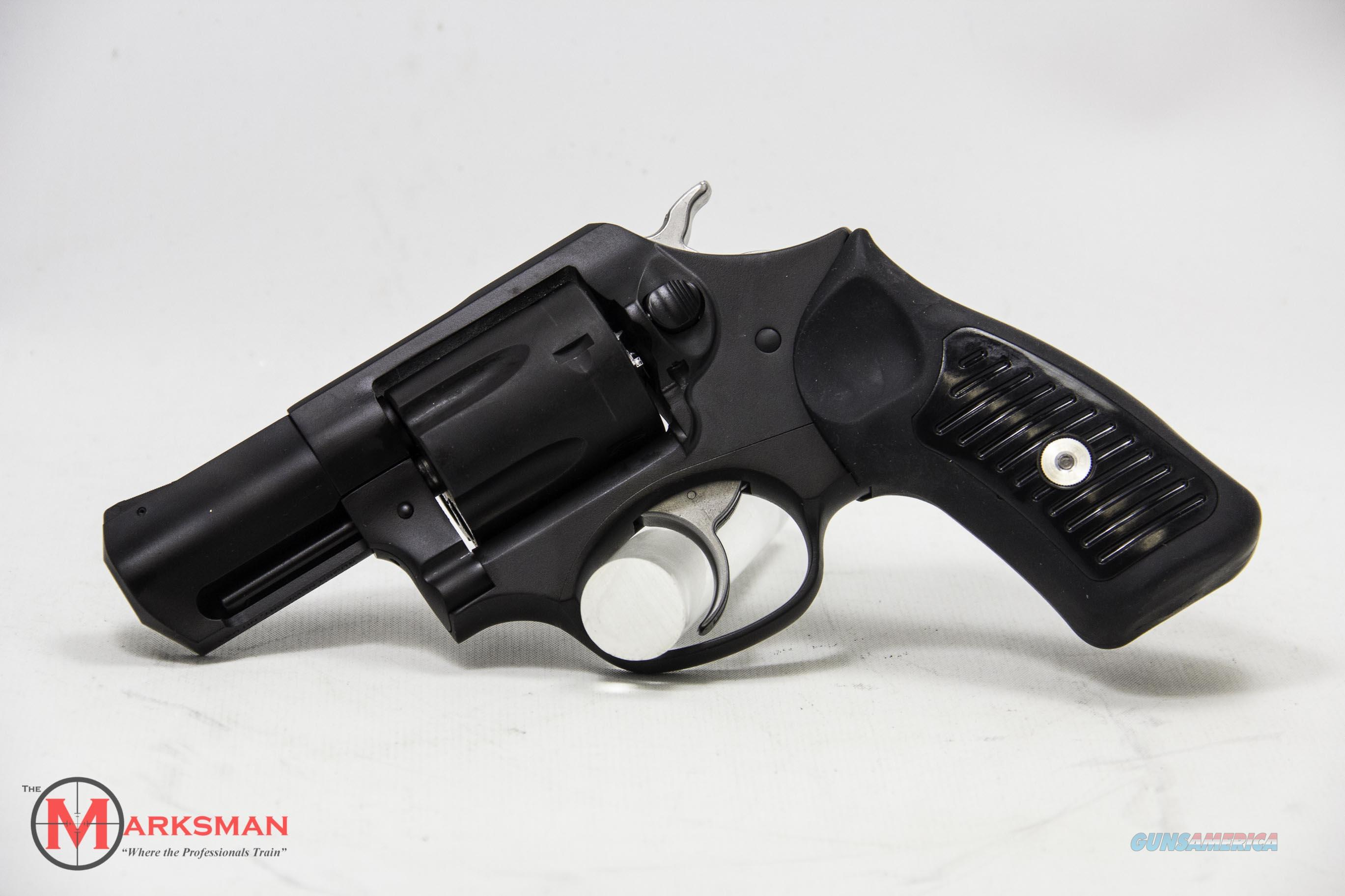 Ruger SP101 .357 Magnum NEW Black Cerakote/Talo Exclusive  Guns > Pistols > Ruger Double Action Revolver > SP101 Type
