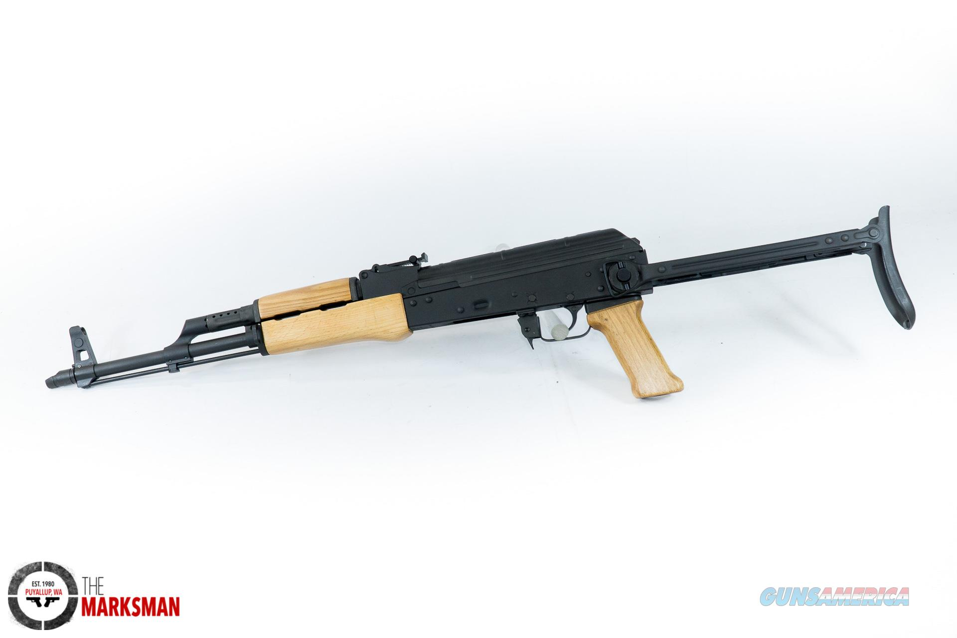 Century Arms AK63DS Underfolder AK-47 7.62 x 39mm NEW/Surplus  Guns > Rifles > Century International Arms - Rifles > Rifles