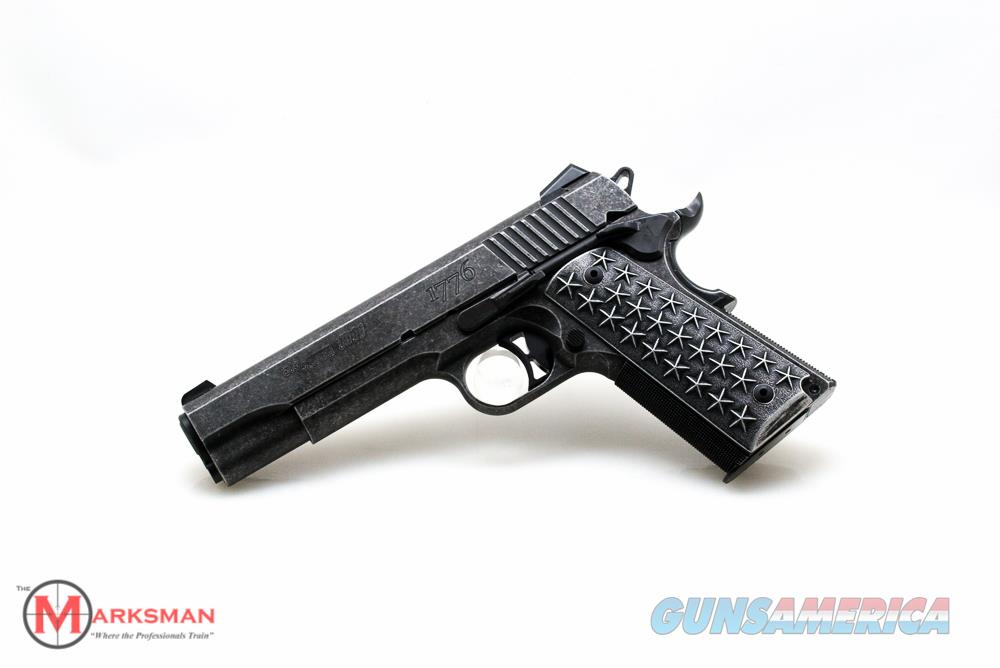 Sig Sauer 1911 We The People .45 ACP NEW Free Shipping  Guns > Pistols > Sig - Sauer/Sigarms Pistols > 1911
