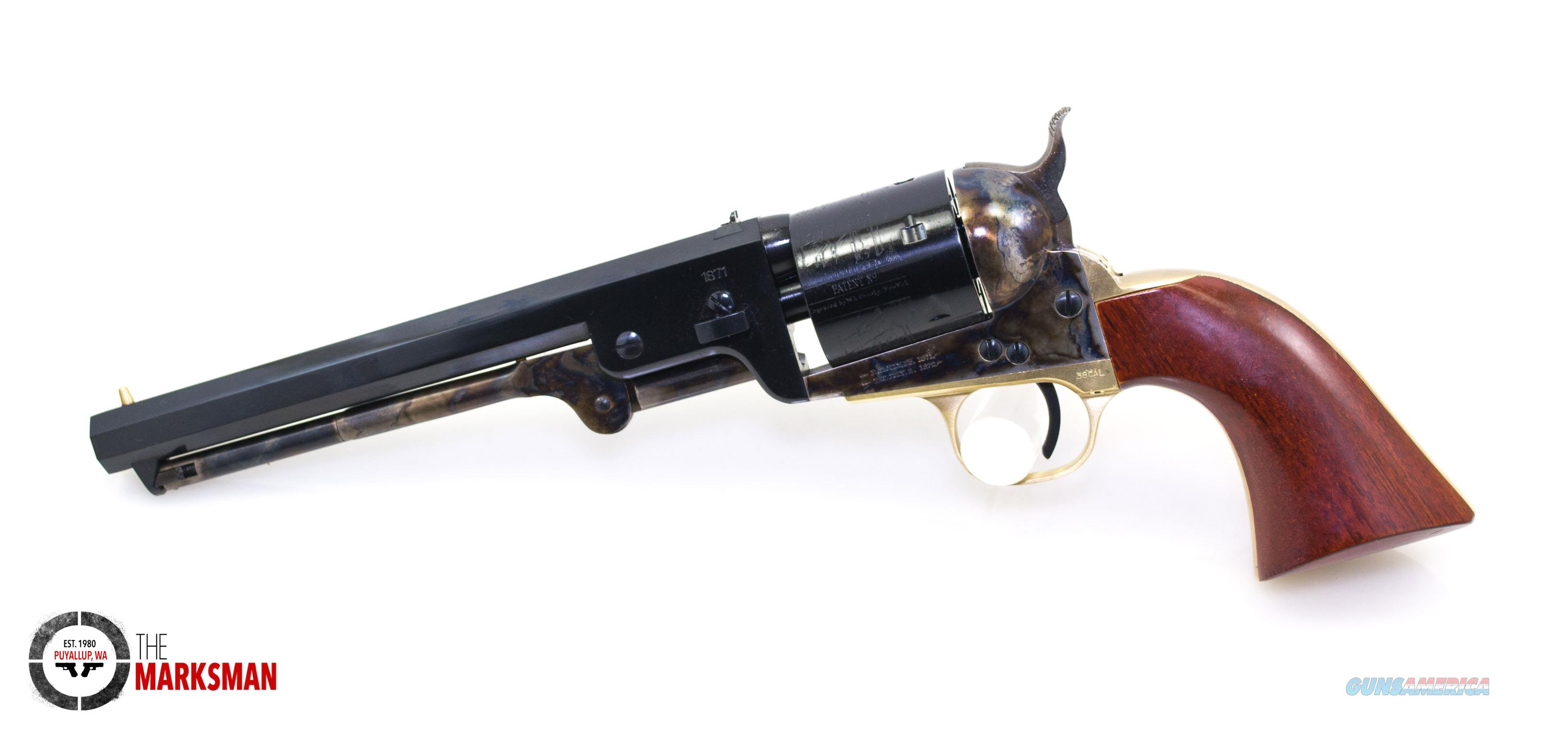 Cimarron Man With No Name 1851 Navy Conversion .38 Special NEW  Guns > Pistols > Cimmaron Pistols