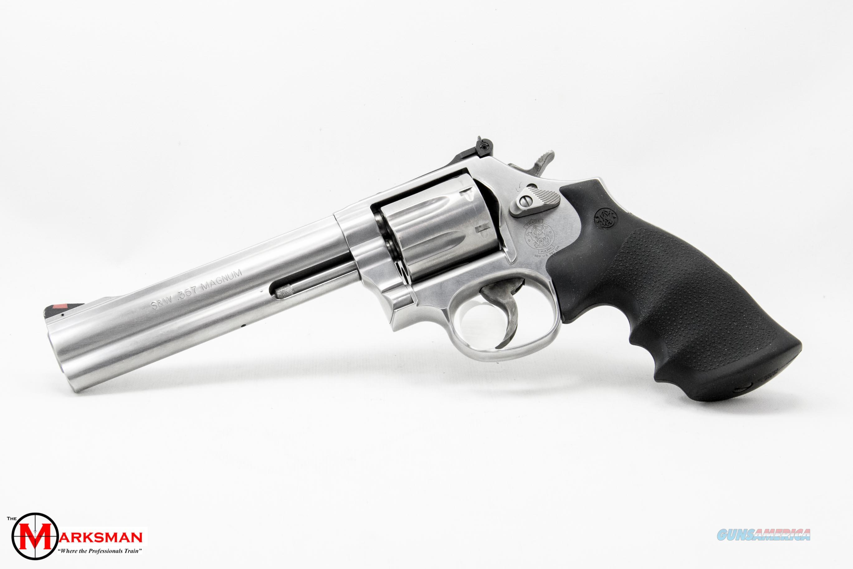 "Smith and Wesson 686 Plus, .357 Magnum NEW Performance Center Super Tuned, 6""  Guns > Pistols > Smith & Wesson Revolvers > Med. Frame ( K/L )"
