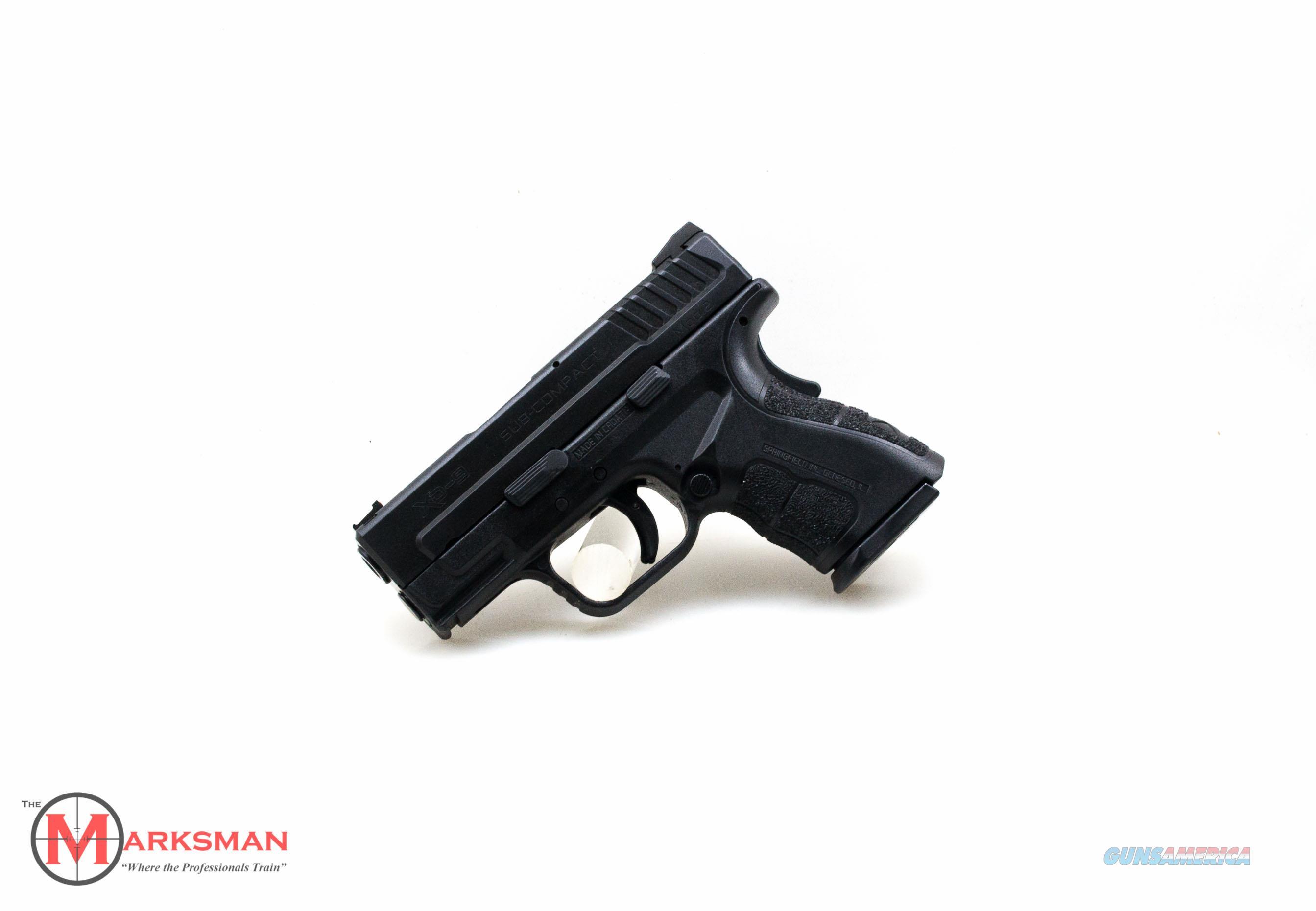 Springfield XD Subcompact Mod 2 9mm NEW XDG9801HC  Guns > Pistols > Springfield Armory Pistols > XD (eXtreme Duty)